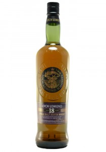 Loch Lomond 18 YR. Single Malt Scotch Whisky