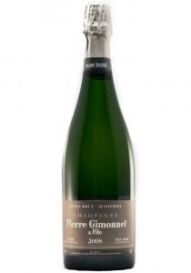 Pierre Gimonnet & Fils 2008 Oenophile Blanc De Blancs Champagne
