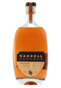 Barrell Bourbon Batch 015 Bourbon Whiskey