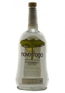Novo Fogo Organic Silver Cachaca