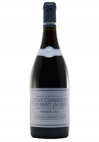 Bruno Clair 2015 Gevrey Champertin
