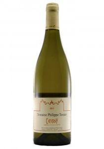 Domaine Philippe Tessier 2017 Cheverny Blanc