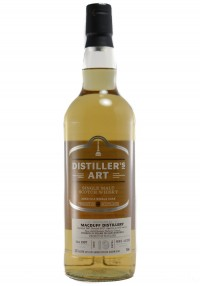 Macduff 19 Yr, Distilller's Art Bottling Single Malt Scotch Whisky