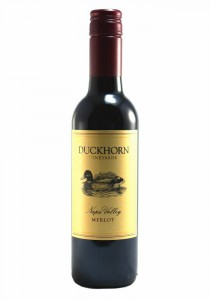 Duckhorn Vineyards  2014 Half Bottle Napa Valley Merlot