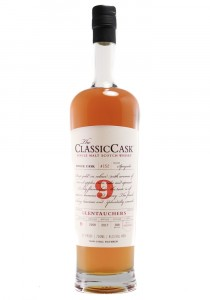 Glentauchers 9 YR Classic Cask Bottling Single Malt Scotch