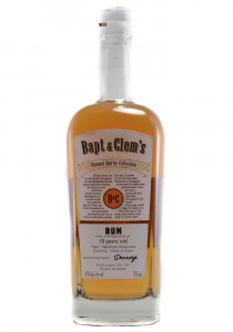 Bapt & Clem's 18 YR Dominican Republic Rum