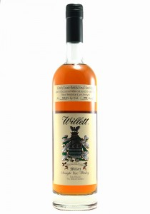 Willett 4YR Straight Rye Whiskey