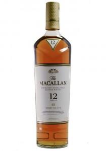 Macallan 12 YR Single Malt Scotch Whisky