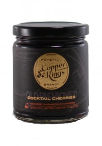 Copper & Kings Brandy Cherries
