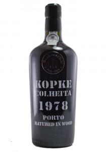 Kopke 1978 Colheita Port