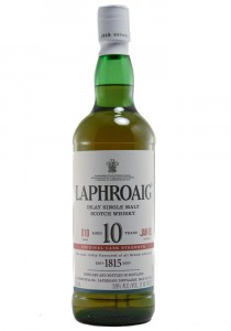 Laphroaig 10Yr Cask Strength Single Malt Scotch Whisky