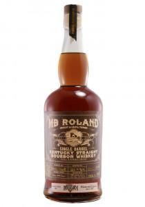 MB Roland D&M Single Barrel Straight Bourbon Whiskey