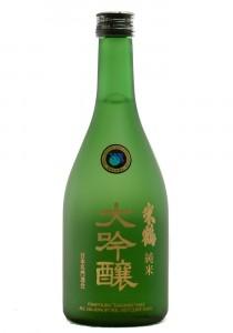 Yonetsuru Daiginjo Sake