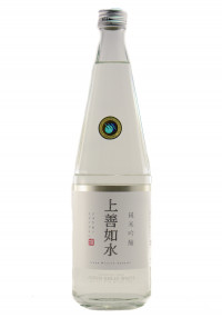 Shirataki Jozen Ginjo White Sake
