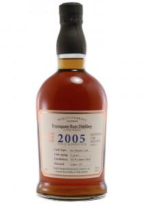 Foursquare 2005 Barbados Rum