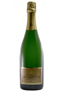 Delamotte 2008 Blanc De Blancs Brut Champagne