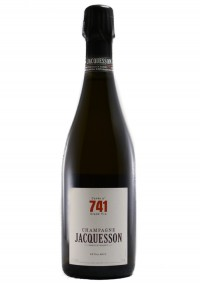 Jacquesson Cuvee 741 Extra Brut Champagne