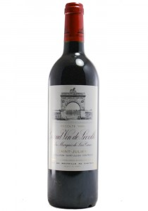 Chateau Leoville 1995 Las Cases Saint-Julien Bordeaux