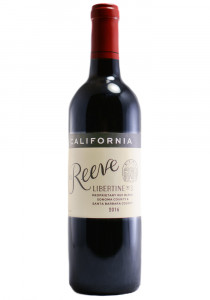 Reeve 2016 Libertine Red Blend