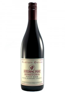 Hartley Ostini 2016 Hitching Post Hometown Pinot Noir