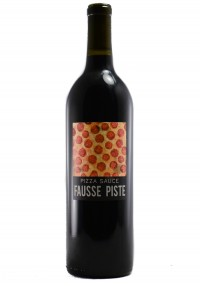 Fausse Piste Pizza Sauce Red Table Wine
