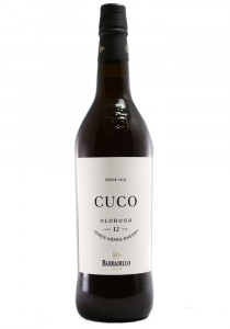 Barbadillo 12 YR Cuco Oloroso Sherry