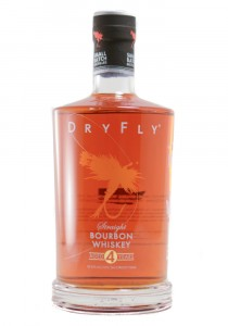 Dry Fly 4 YR Straight Bourbon Whiskey