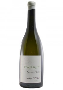 Florent Cosme 2017 Grosse Pierre Vouvray