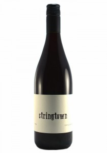Stringtown 2017 Oregon Pinot Noir