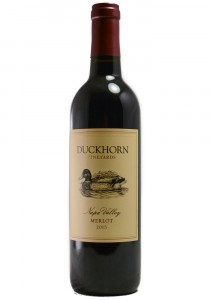 Duckhorn Vineyards 2015 Napa Valley Merlot