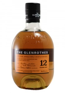 Glenrothes 12 YR. Single Malt Scotch Whisky