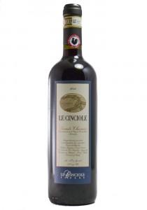 Le Cinciole 2014 Chianti Classico-Organic
