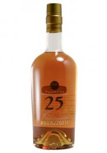 Aggazzotti 25 Year Old Italian Brandy