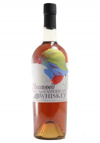 Mosswood 10 YR Nocino Barrel Aged American Whiskey