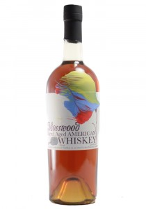 Mosswood 10 YR Nocino Barrel Aged American Whiskey