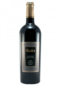 Shafer 2015 One Point Five Napa Valley Cabernet Sauvignon