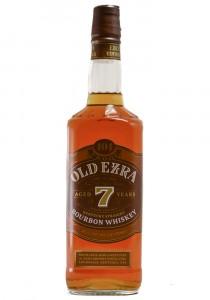 Old Ezra Brooks 7 YR Straight Bourbon Whiskey