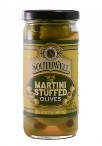 Southwell Martini Stuffed Olives