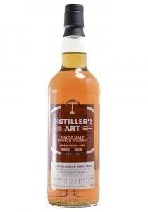 Craigellachie 21 YR Distiller's Art Bottling Single Malt Scotch