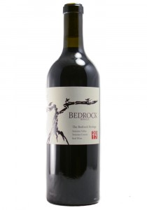 Bedrock 2017 Sonoma Valley Heritage Red Wine