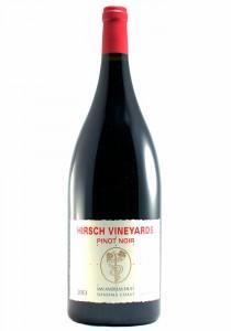 Hirsch Vineyards 2016 Magnum San Andreas Fault Pinot Noir