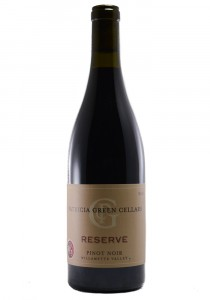 Patricia Green Cellars 2017 Reserve Pinot Noir