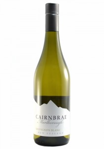 Cairnbrae 2018 New Zealand Sauvignon Blanc