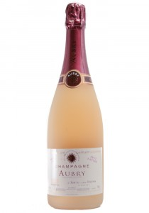 Aubry 2013 Sable Rose Brut Champagne
