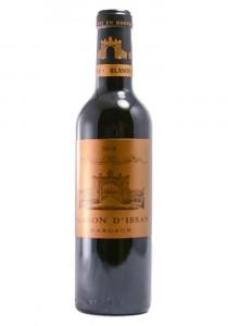 Blason D'Issan 2015  Half Bottle Margaux
