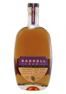 Barrell Rum Cask Strength Private Release