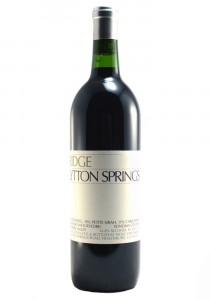 Ridge Vineyards 2016 Lytton Springs Red Wine