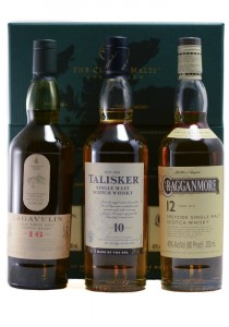 The Classic Malts Collection Gift Pack