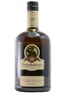 Bunnahabhain 25 YR Single Malt Scotch Whisky