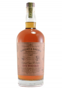 Wright & Brown Small Batch Rye Whiskey